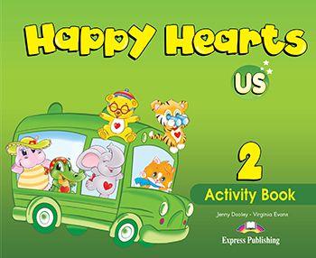 HAPPY HEARTS US 2 ACTIVITY BOOK