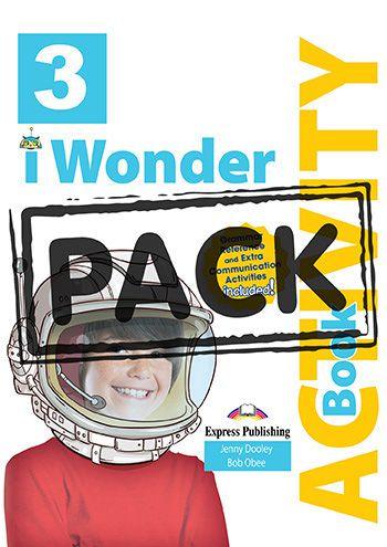 i-WONDER 3 ACTIVITY BOOK (WITH DIGIBOOKS APP.) (INTERNATIONAL)