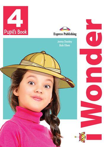iWONDER 4 PUPIL'S BOOK