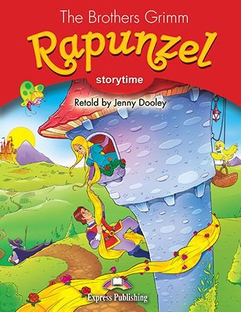 RAPUNZEL (STORYTIME - STAGE 2) PUPIL'S BOOK WITH CROSS-PLATFORM APP.