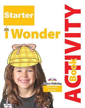 iWONDER STARTER ACTIVITY BOOK (WITH DIGIBOOKS APP.)