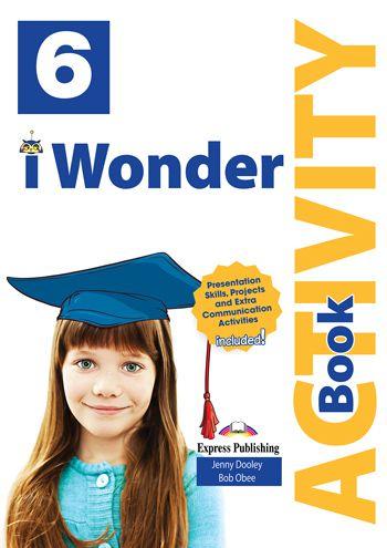 i-WONDER 6 ACTIVITY BOOK (WITH DIGIBOOKS APP.) (INTERNATIONAL)