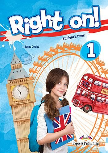 RIGHT ON! 1 STUDENT'S BOOK (WITH DIGIBOOKS APP) (INTERNATIONAL)