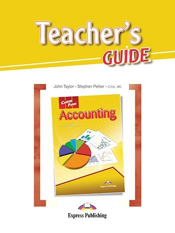 CAREER PATHS ACCOUNTING (ESP) TEACHER'S GUIDE