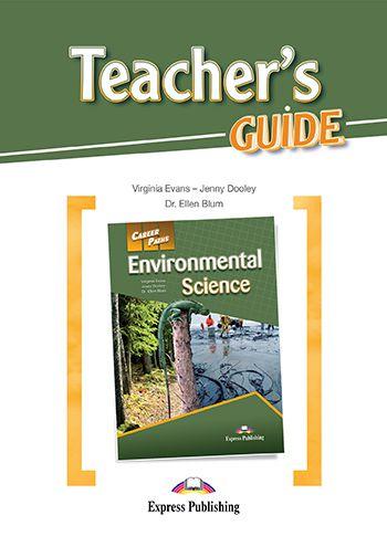 CAREER PATHS ENVIRONMENTAL SCIENCE (ESP) TEACHER'S GUIDE