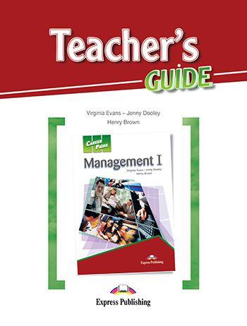 CAREER PATHS MANAGEMENT 1 (ESP) TEACHER'S GUIDE