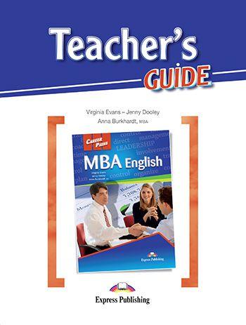 CAREER PATHS MBA (ESP) TEACHER'S GUIDE
