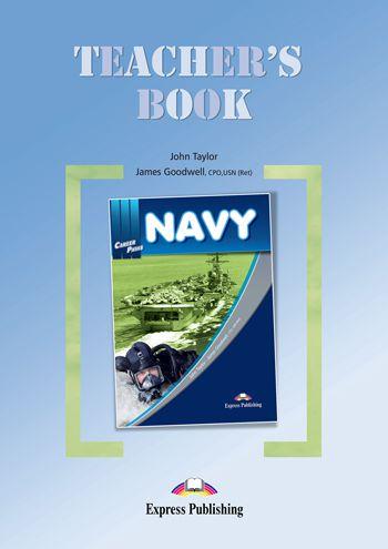 CAREER PATHS NAVY (ESP) TEACHER'S BOOK