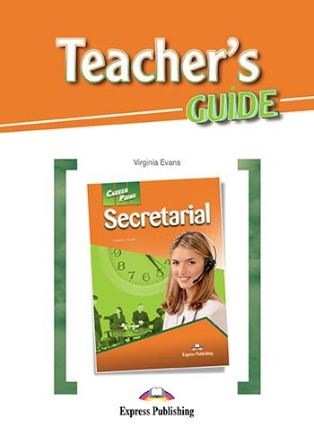 CAREER PATHS SECRETARIAL (ESP) TEACHER'S GUIDE