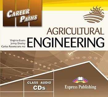 CAREER PATHS AGRICULTURAL ENGINEERING (ESP) AUDIO CDs (SET OF 2)