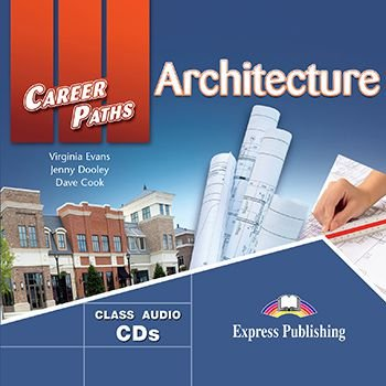 CAREER PATHS ARCHITECTURE (ESP) AUDIO CDs (SET OF 2)