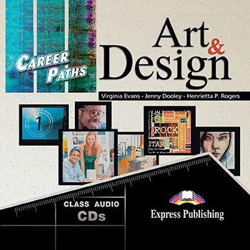 CAREER PATHS ART & DESIGN (ESP) AUDIO CDs (SET OF 2)