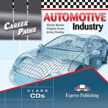 CAREER PATHS AUTOMOTIVE INDUSTRY (ESP) AUDIO CDs (SET OF 2)