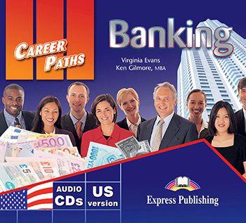 CAREER PATHS BANKING (ESP) AUDIO CDs (SET OF 2)