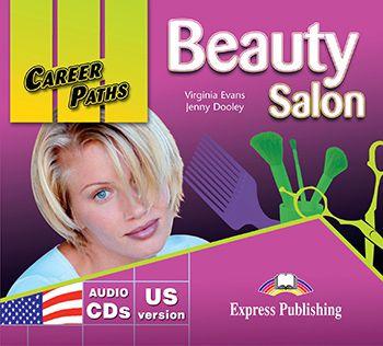 CAREER PATHS BEAUTY SALON (ESP) AUDIO CDs (SET OF 2)