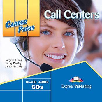 CAREER PATHS CALL CENTERS (ESP) AUDIO CDs (SET OF 2)