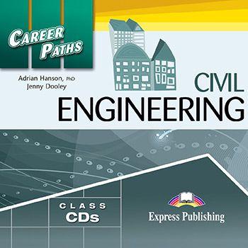 CAREER PATHS CIVIL ENGINEERING (ESP) AUDIO CDs (SET OF 2)