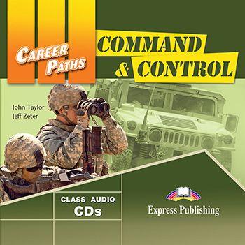 CAREER PATHS COMMAND & CONTROL (ESP) AUDIO CDs (SET OF 2)