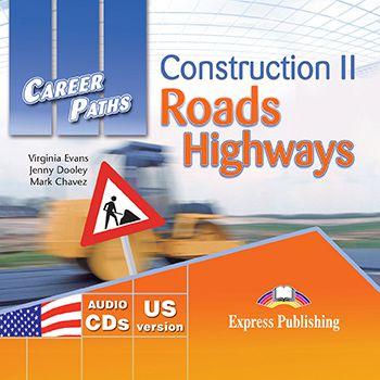 CAREER PATHS CONSTRUCTION 2 ROADS & HIGHWAYS (ESP) AUDIO CDs (SET OF 2)