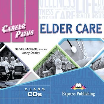 CAREER PATHS ELDER CARE (ESP) AUDIO CDs (SET OF 2)