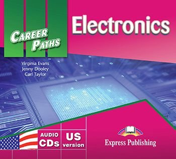 CAREER PATHS ELECTRONICS (ESP) AUDIO CDs (SET OF 2)