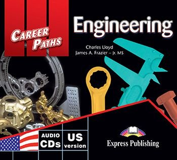 CAREER PATHS ENGINEERING (ESP) AUDIO CDs (SET OF 2)