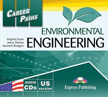 CAREER PATHS ENVIRONMENTAL ENGINEERING (ESP) AUDIO CDs (SET OF 2)