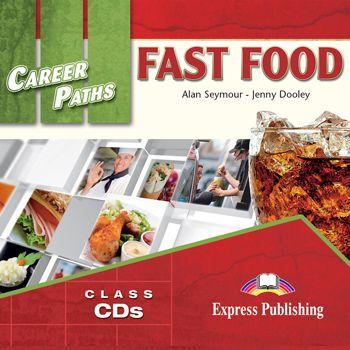 CAREER PATHS FAST FOOD (ESP) AUDIO CDs (SET OF 2)