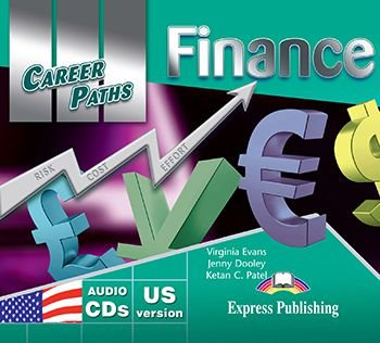 CAREER PATHS FINANCE (ESP) AUDIO CDs (SET OF 2)