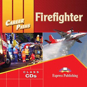 CAREER PATHS FIREFIGHTER (ESP) AUDIO CDs (SET OF 2)