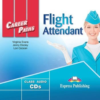 CAREER PATHS FLIGHT ATTENDANT (ESP) AUDIO CDs (SET OF 2)
