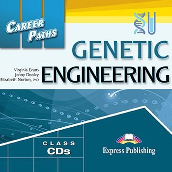 CAREER PATHS GENETIC ENGINEERING (ESP) AUDIO CDs (SET OF 2)
