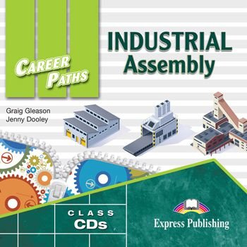 CAREER PATHS INDUSTRIAL ASSEMBLY (ESP) AUDIO CDs (SET OF 2)