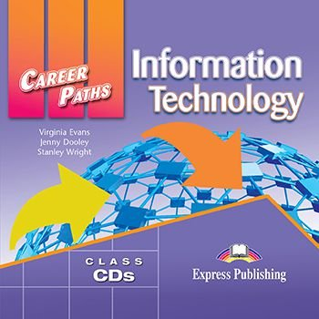 CAREER PATHS INFORMATION TECHNOLOGY (ESP) AUDIO CDs (SET OF 2)