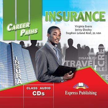 CAREER PATHS INSURANCE (ESP) AUDIO CDs (SET OF 2)