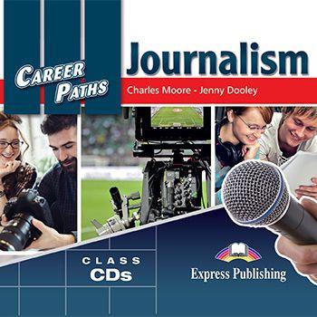 CAREER PATHS JOURNALISM (ESP) AUDIO CDs (SET OF 2)