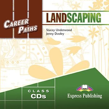 CAREER PATHS LANDSCAPING (ESP) AUDIO CDs (SET OF 2)