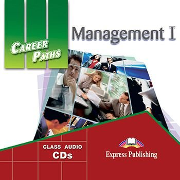 CAREER PATHS MANAGEMENT 1 (ESP) AUDIO CDs (SET OF 2)