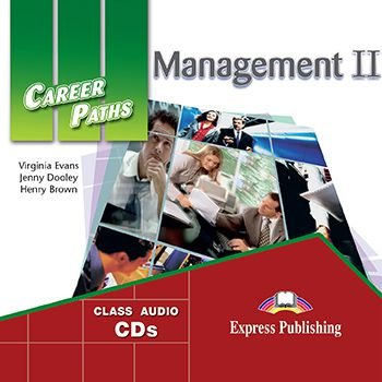 CAREER PATHS MANAGEMENT 2 (ESP) AUDIO CDs (SET OF 2)
