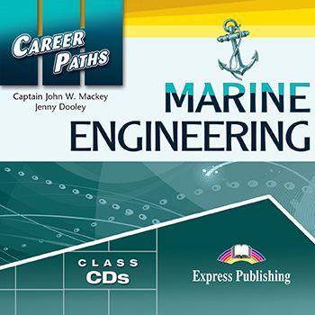CAREER PATHS MARINE ENGINEERING (ESP) AUDIO CDs (SET OF 2)