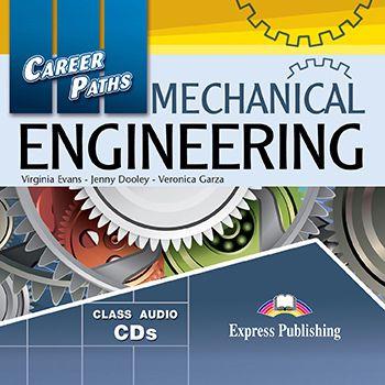 CAREER PATHS MECHANICAL ENGINEERING (ESP) AUDIO CDs (SET OF 2)