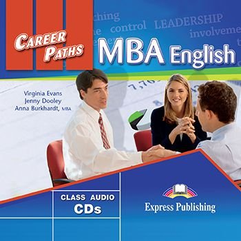 CAREER PATHS MBA (ESP) AUDIO CDs (SET OF 2)
