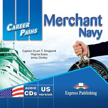 CAREER PATHS MERCHANT NAVY (ESP) AUDIO CDs (SET OF 2)
