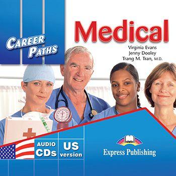 CAREER PATHS MEDICAL (ESP) AUDIO CDs (SET OF 2)