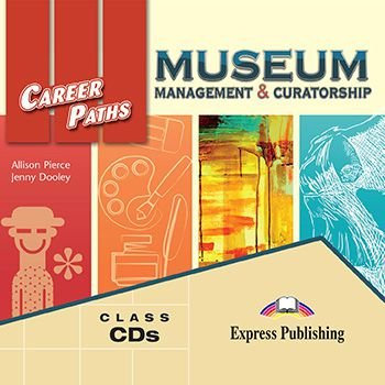 CAREER PATHS MUSEUM MANAGEMENT & CURATORSHIP (ESP) AUDIO CDs (SET OF 2)