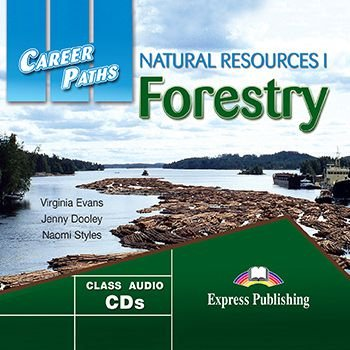 CAREER PATHS NATURAL RESOURCES 1 FORESTRY (ESP) AUDIO CDs (SET OF 2)