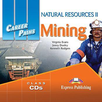 CAREER PATHS NATURAL RESOURCES 2 MINING (ESP) AUDIO CDs (SET OF 2)