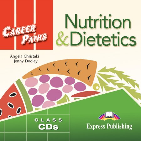 CAREER PATHS NUTRITION & DIETETICS (ESP) AUDIO CDs (SET OF 2)