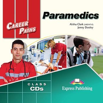 CAREER PATHS PARAMEDICS (ESP) AUDIO CDs (SET OF 2)
