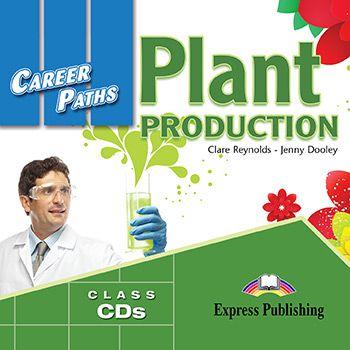 CAREER PATHS PLANT PRODUCTION (ESP) AUDIO CDs (SET OF 2)